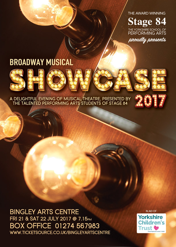 Stage 84 presents Showcase 2017
