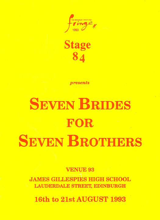 Seven Brides for Seven Brothers, 1993