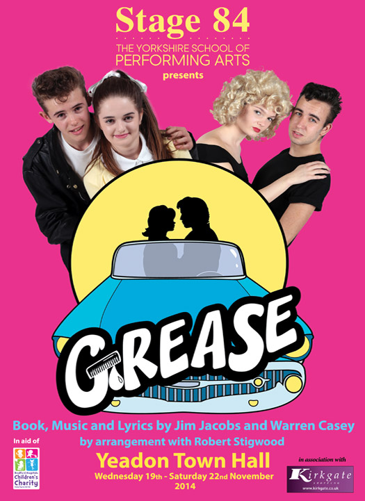 Grease, 2014