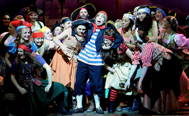Peter Pan - A Musical Adventure, 2012
