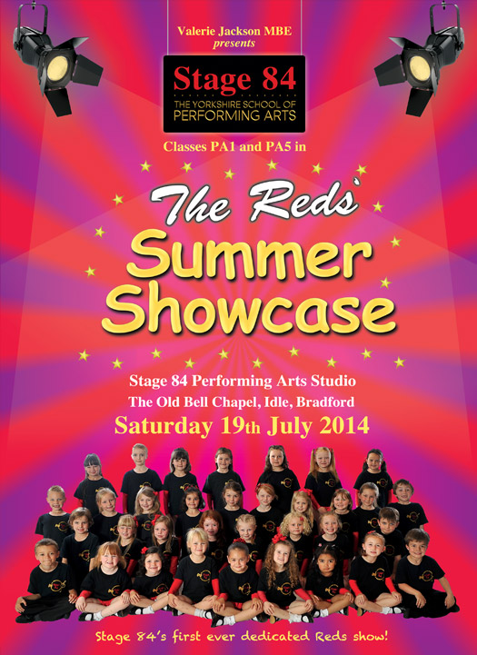The Reds' Summer Showcase, 2014